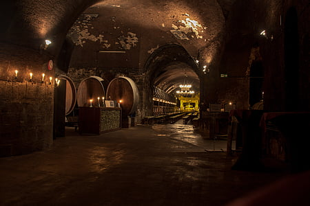 underground winery
