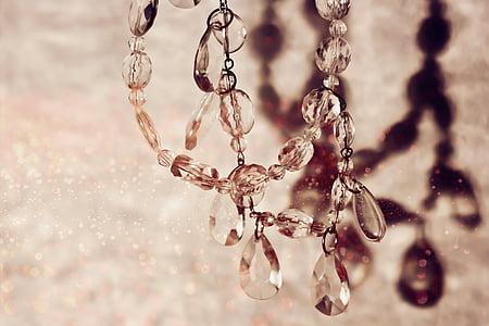 beaded crystal accessory