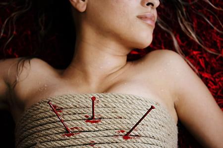 model, women's, where, dead, fiction, nails