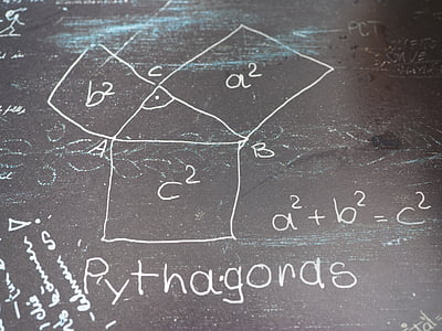 Pythagoras theorem formula