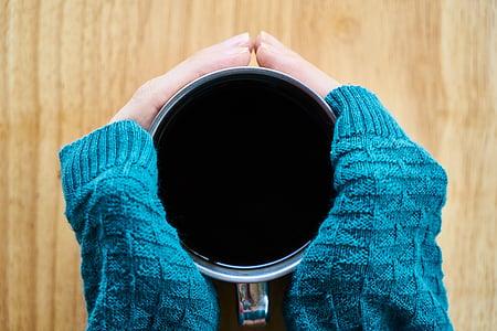coffee, hands, kazakh, nutrition, beverage, cup