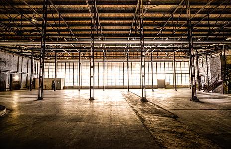 building interior