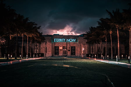 Eternity Now building