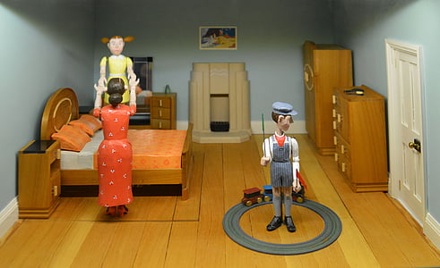 doll house set screenshot