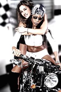 girl, woman, emotion, charm, ancient, moto