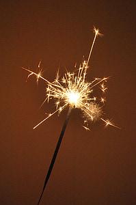 brown firecracker