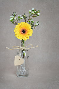 yellow sunflower decor