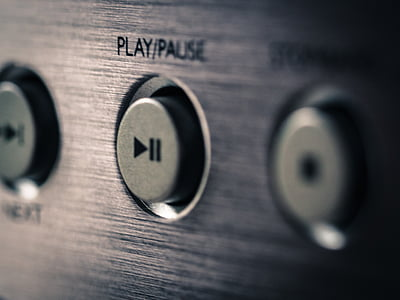 Play and Pause button