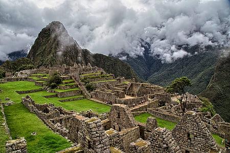 Matchu Picchu, Peru
