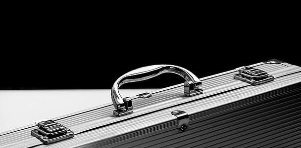 gray steel case