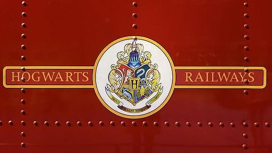 Hogwarts Railways logo