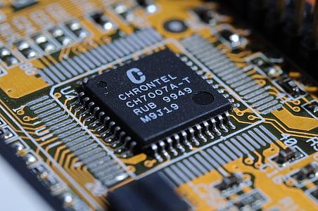 Chrontel CH7007A chip
