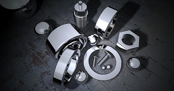 silver bearings