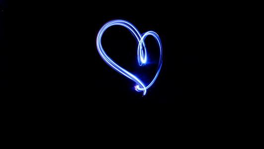 heart LED