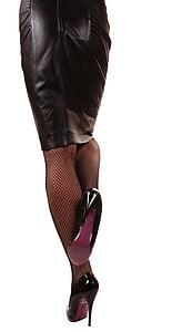 women's black patent leather stilettos