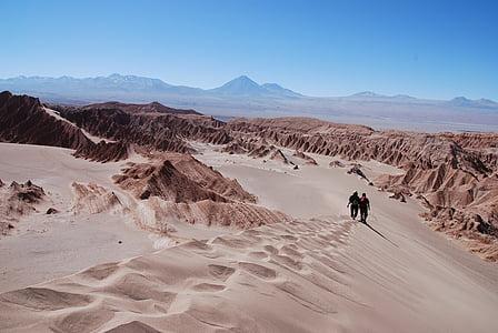 landscape photography of of desert during daytime