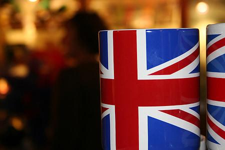 two UK mugs