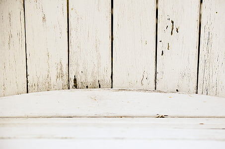 white wood plank