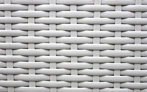 basket, rattan, korbsessel, pattern, braid, woven