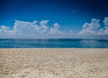 beach photo during daytime
