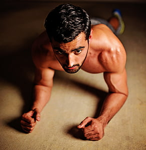 fit, fitness, gym, indian, workout, one man only
