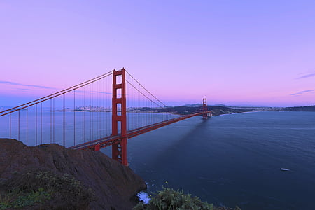 Golden Gate Bridge, San Francisco California
