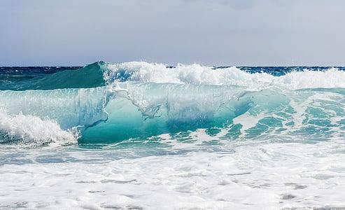 close up photo of sea waves