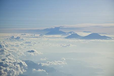 black mountain under blue sky at daytime