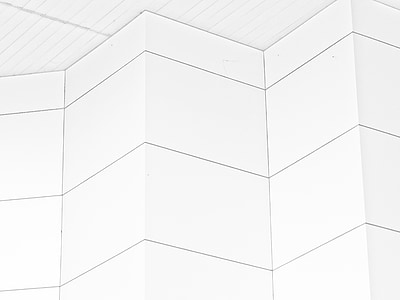 wall, white, abstract, geometric, tile, background