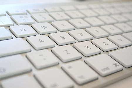 Apple MacKeyboard keys