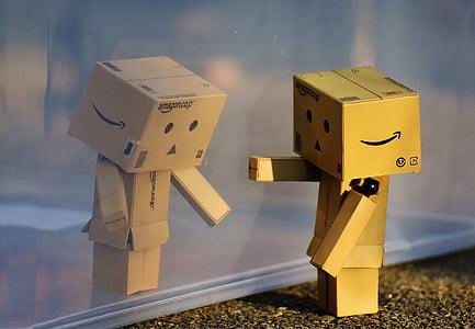cardboard box toy