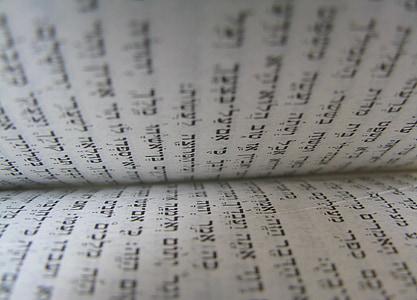 white book page