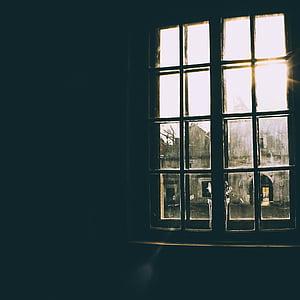 photo of casement window