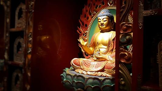Gautama Buddha figure