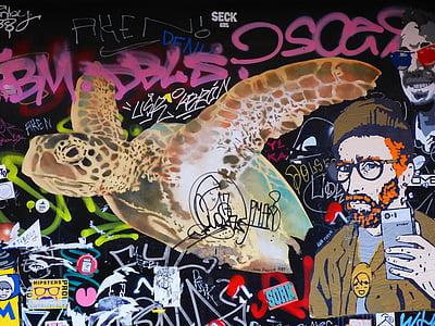 sea turtle painting \