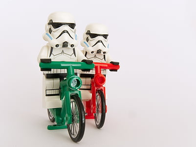 Storm Trooper LEGO minifigs
