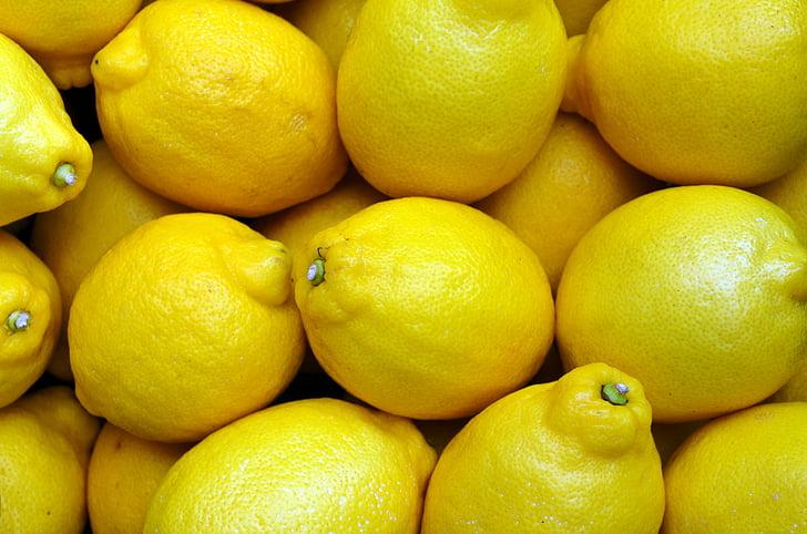 bunch of lemon