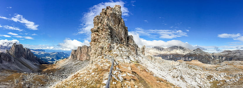 brown rock mountain m