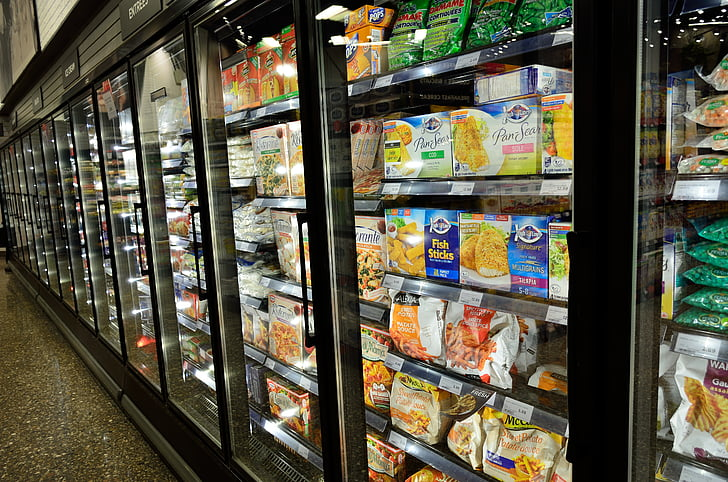 photo of assorted chilled snacks