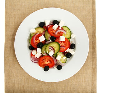 tomato with tomato on plate