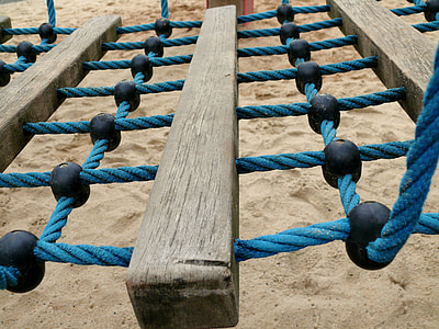 toddler's hanging bridge