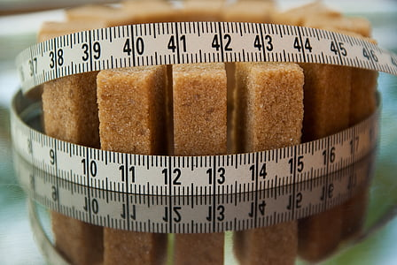white tape measure