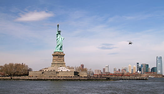 The Statue of Liberty during daytime