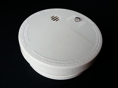 round white wireless handheld electronic device