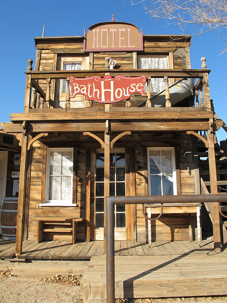 Bathhouse Hotel