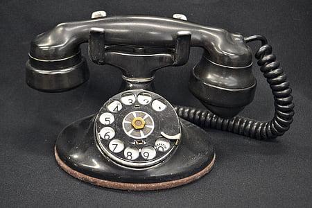 black cradle telephone