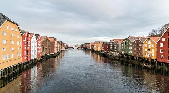Nidelva, Norway