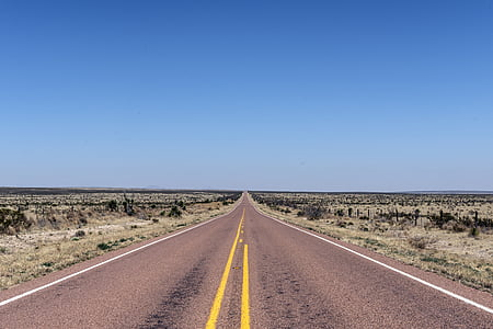 panoramic photo of road during daytime