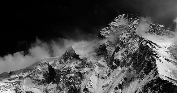 mountains, natural, wonderful view, mountain, nature, mountain Peak