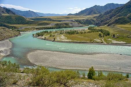 lake during daytime